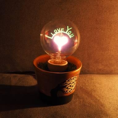 Светильник декоративный  ручной работы