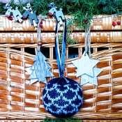 Подарок Шар на ёлку Новогодний