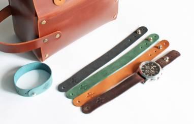 Ремешок для часов (комплект из 3 штук) ручной работы