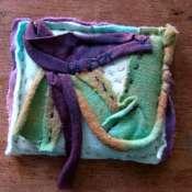 Магнит из текстиля
