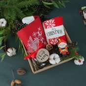 Душевный новогодний подарочный набор