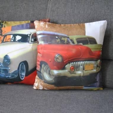 Подушка декоративная ручной работы