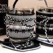 Чашки с подставками Норфолк