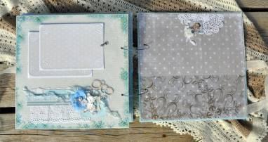 Альбом для малыша ручной работы