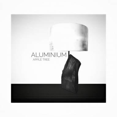 Light #3 (black and silver)  ручной работы