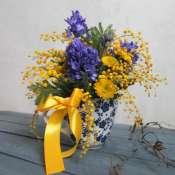 Недорогие цветы на 8 марта