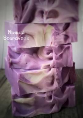 Натуральное мыло МАРСЕЛЬСКОЕ  ручной работы