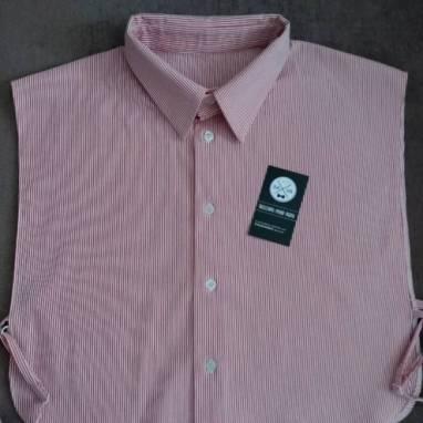 Манишка- рубашка ручной работы