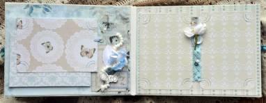 Фотоальбом для малыша ручной работы