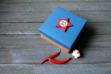 23 февраля подарочный набор для парня ручной работы