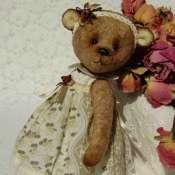 Мягкая игрушка мишка Тедди Марфуша
