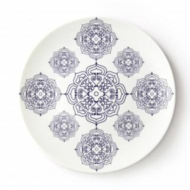 тарелка керамическая ручной работы