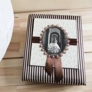 Свадебный фотоальбом ручной работы ручной работы