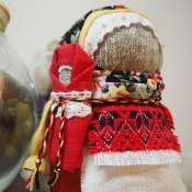 Кукла - оберег Крупеничка (Зерновушка) на материнство