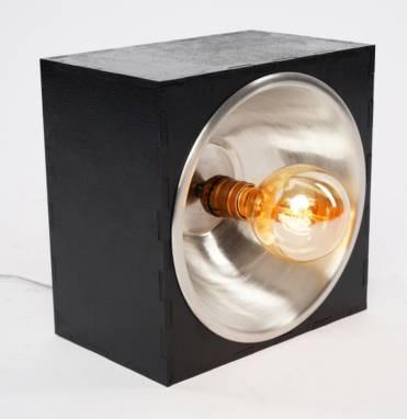 Настольная лампа Хай Тек LiLo Mono  ручной работы