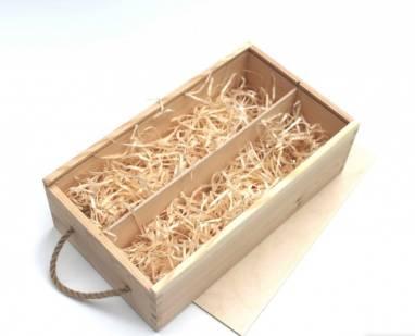 Деревянная стружка (древесное волокно) ручной работы