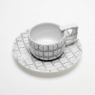 чашка кофейная ручной работы