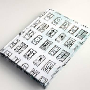 Блокнот A6 для зарисовок ручной работы