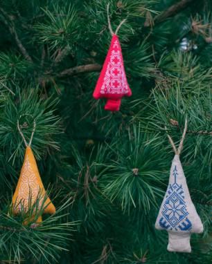 игрушки на елку ручной работы ручной работы