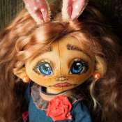 Кукла Заюшка