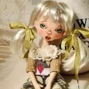 текстильная сувенирная куколка