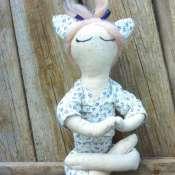 Кукла-йога