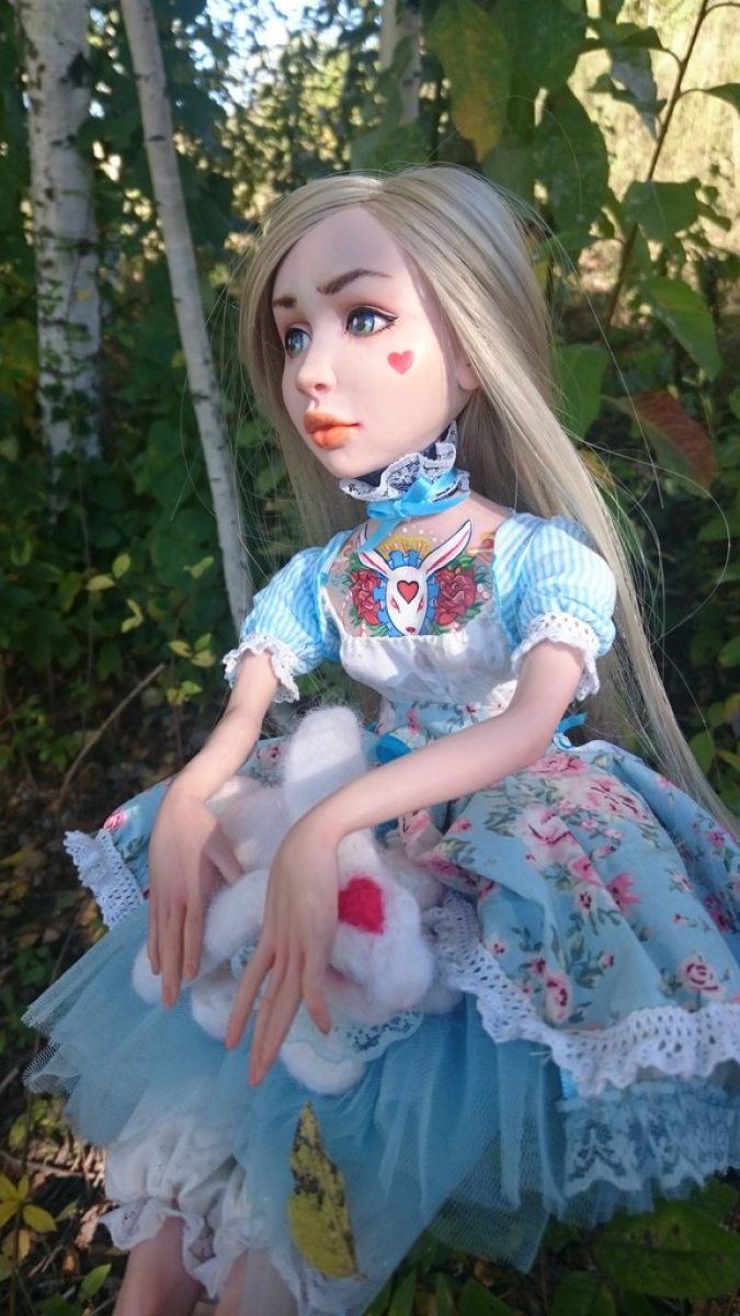 Алиса открытки купить